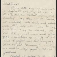 1945-05-05 Robert J. Nicola to Dave Elder Page 1