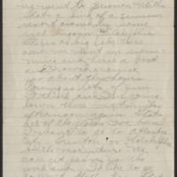 1918-09-04 Thomas Messenger Mrs. N.H. Messenger Page 4