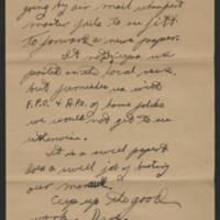 1945-05-13 R.K. Ward to Dave Elder Page 2