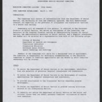 1987-03-01 Interpreter Service Advisory Committee Page 1