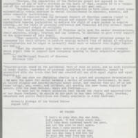 1968-03-14 Newsletter, Fort Madison Branch of the NAACP Page 3