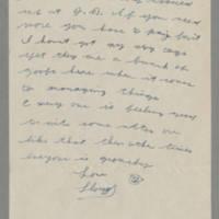 1942-09-23 Lloyd Davis to Laura Davis Page 2