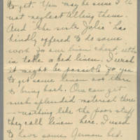 1918-02-18 Daphne Reynolds to Conger Reynolds Page 4