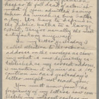 1918-02-11 Conger Reynolds to Daphne Reynolds Page 4