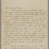 1940-12-10 Joseph Evans to John & Mary Evans