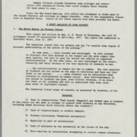 """1970-06-03 Report: """"""""Campus Tensions -- A Report on Iowa and Elsewhere"""""""" Page 3"""