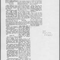 """1972-05-11 Des Moines Register Article: """"""""A Tense Night at Iowa City"""""""" Page 3"""