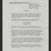 """1969-10-18 Newsletter: """"""""LULAC Glances"""""""" Page 2"""