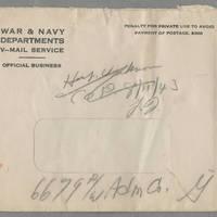 1943-07-13 Laura Davis to Lloyd Davis Page 2