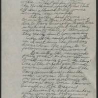 1945-08-10 William Joseph Barth to Mr. Dave Elder Page 1
