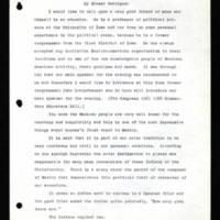 Ernest Rodriguez introduces former Congressman John Schmidhauser Page 1