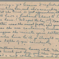 1918-08-18 Daphne Reynolds to Conger Reynolds Page 3
