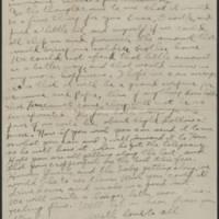 1918-06-14 Thomas Messenger to Mrs. Ress Wade Page 2