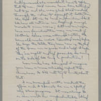 1942-01-06 Laura Davis to Lloyd Davis Page 2