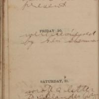 1864-12-29 -- 1864-12-31