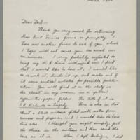 1942-03-01 Joseph Evans to John Evans Page 1