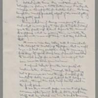 1943-01-10 Laura Davis to Lloyd Davis Page 2