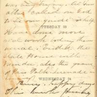 1864-08-22 -- 1864-08-24