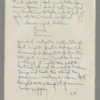 1942-07-21 Laura Davis to Lloyd Davis Page 6