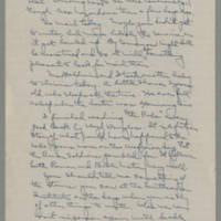 1942-01-07 Laura Davis to Lloyd Davis Page 2