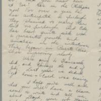 1945-06-23 Bessie Henderson to Laura Frances Davis Page 4