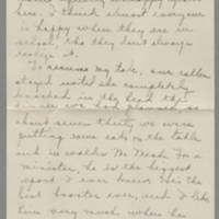 1918-07-23 Daphne Reynolds to Conger Reynolds Page 2