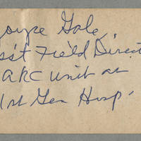 1945-07-16 Joyce Gale to Helen Fox Page 5
