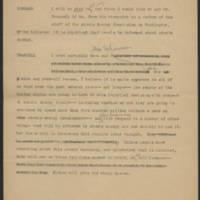 Interview of Mrs. Dorothy Schramm Page 3