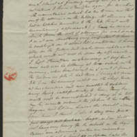 Henry Eno letters to his father, January 1835-July 1837