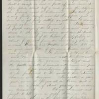 1862-05-25 William E. Thorpe to Alfred Thorpe Page 2