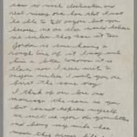 1945-07-10 Lloyd Davis to Laura Davis Page 4