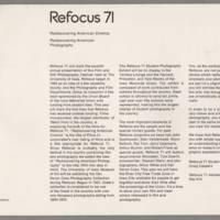 Refocus '71 Page 5