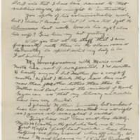 1918-05-16 Robert M. Browning To Dr. Mabel C. Williams Page 2