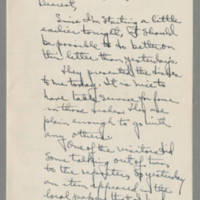 1942-01-15 Laura Davis to Lloyd Davis Page 1