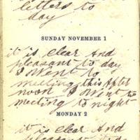 1863-10-31 -- 1863-11-02