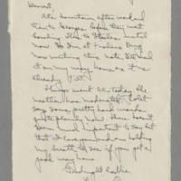 1942-11-27 Laura Davis to Lloyd Davis