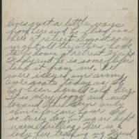 1917-09-17 Harvey Wertz to Miss Eloise Wertz Page 2