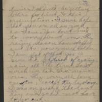 1919-01-25 Thomas Messenger to Mr. & Mrs. N.H. Messenger Page 3