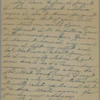 1945-08-22 Pfc. Eddie Prebyl to Dave Elder Page 3
