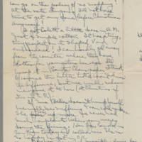 1941-12-10 Laura Davis to Lloyd Davis Page 3