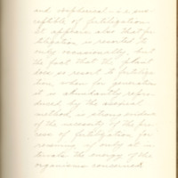 The fertilizing cell, its varying form and behavior by Nelly Peery, 1890, Page 22