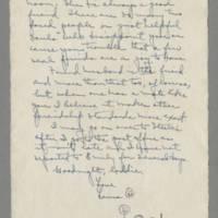 1942-08-16 Laura Davis to Lloyd Davis Page 4