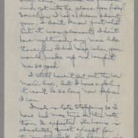 1943-02-11 Laura Davis to Lloyd Davis Page 2