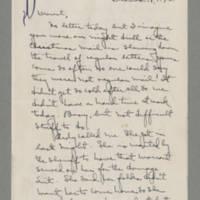 1942-12-18 Laura Davis to Lloyd Davis Page 1