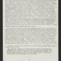 """1969-06-02 Newsletter: """"""""LULAC Glances"""""""" Page 3"""