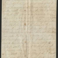 Childs family letters, 1860-1865
