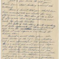 1944-12-05 SSGT L.L. Austin to W. Earl Hall Page 1