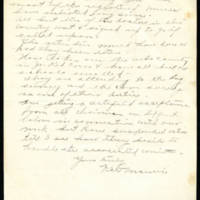 1918-09-21 Kate Mannic to Mrs. Whitley Page 2