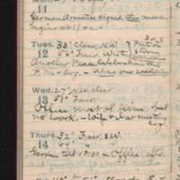1918-11-10 -- 1918-11-16