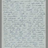 1942-09-28 Bessie Hutchison to Laura Frances Davis Page 2